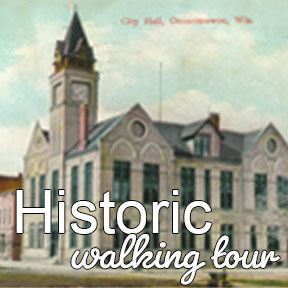 Oconomowoc Historic Walking Tour