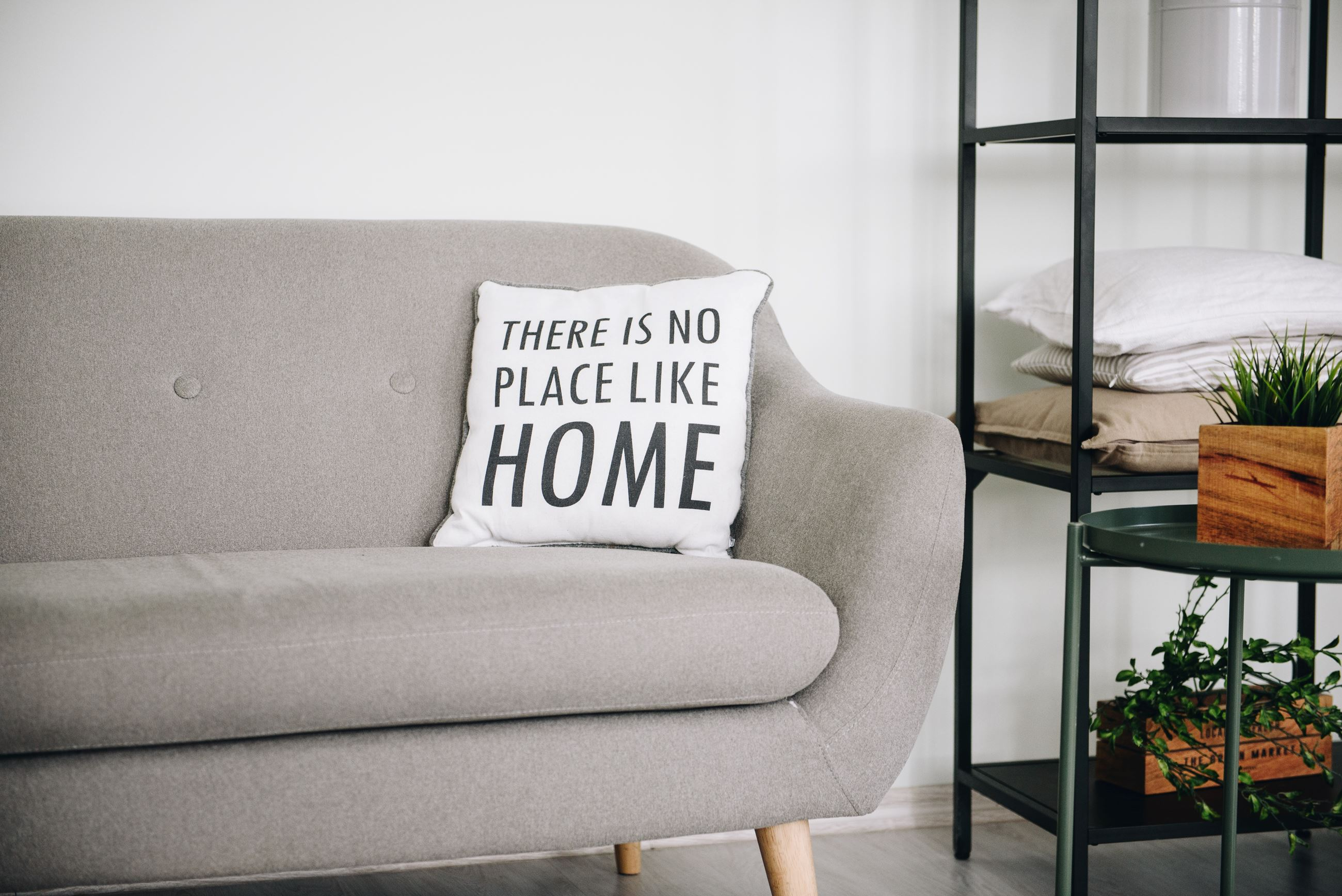 """No Place Like Home"" photo courtesy of Anastasiia Chepinska/unsplash.com"